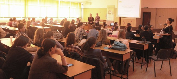 r/news.ro: ONG: Proiectul Less Hate, More Speech – Tinerii se implică! dă startul atelierelor de educație non-formală